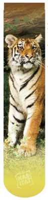 Tiger Sublimated Sock