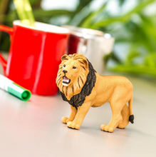 Load image into Gallery viewer, Lion Toy Figure