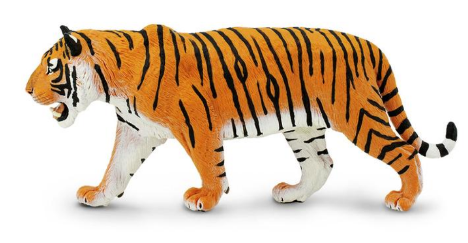 Jumbo Tiger Toy Figure