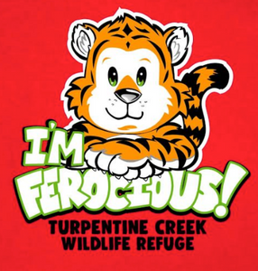 LAST CHANCE!!  I'm Ferocious Toddler Tee