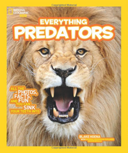 "Load image into Gallery viewer, ""Everything Predators""  Book"