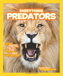 """Everything Predators""  Book"