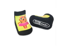 Load image into Gallery viewer, Tiger Ballerina Baby Socks