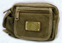 Load image into Gallery viewer, Small Canvas Fanny Pack