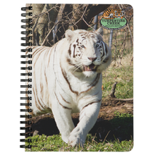 Load image into Gallery viewer, Frankie Tiger Notebook