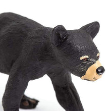 Load image into Gallery viewer, Black Bear Cub Figure