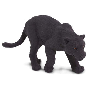 Black Jaguar Figure