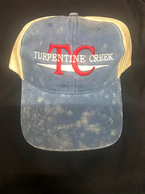 Heavy Washed TC Ball Cap