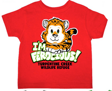 Load image into Gallery viewer, LAST CHANCE!!  I'm Ferocious Toddler Tee
