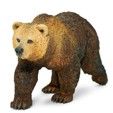 Load image into Gallery viewer, Grizzly Bear Walking Figure