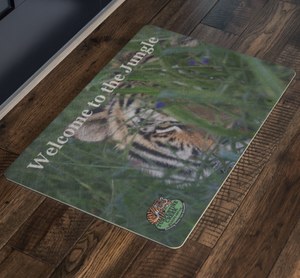Mack, the Tiger Indoor Doormat