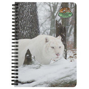 Momma Tiger Notebook