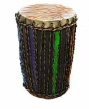 "Load image into Gallery viewer, 8"" African Drum"
