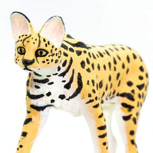 Load image into Gallery viewer, African Serval Figure
