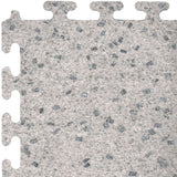 ESD Conductive Interlocking Vinyl Tile Flooring
