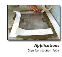 Siga Construction Tape 7300
