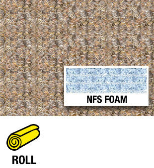 ESD Anti-Static Roll Carpet - AZO Aerobic 1700 NFS
