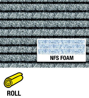 ESD Anti-Static Roll Carpet - AZO Mammoth 1700 NFS Foam