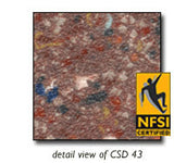 Euro-Flex™ CSD NFSI High Traction