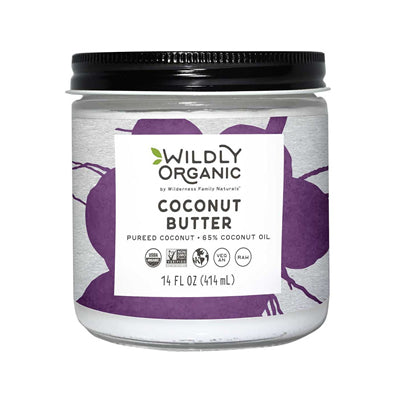 Coconut Spread, Wildly Organic