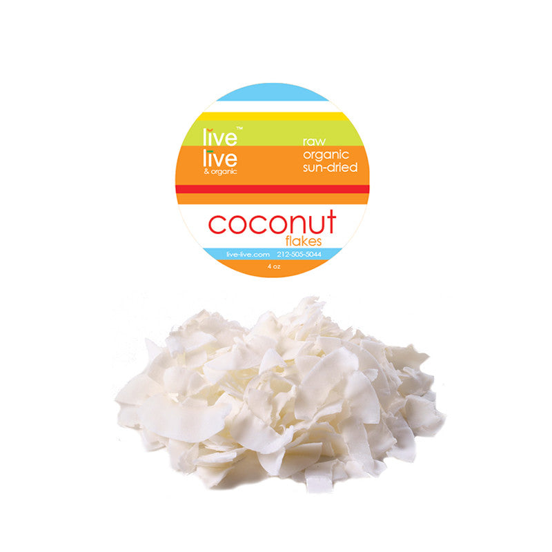 Coconut Flakes, 4oz