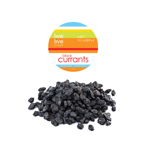 Black Currants, 4oz
