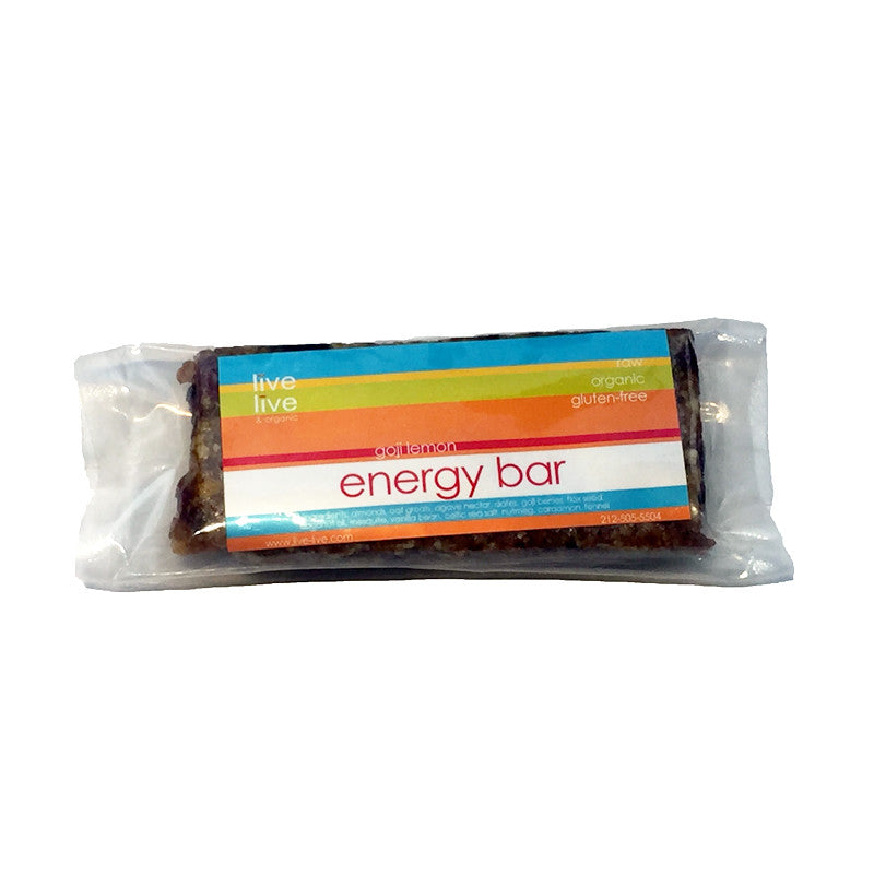Energy Bar, Goji & Vanilla