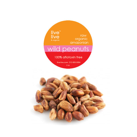 Wild Jungle Peanuts, 5oz