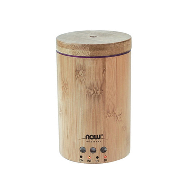 Ultrasonic Essential Oil Diffuser, Real Bamboo