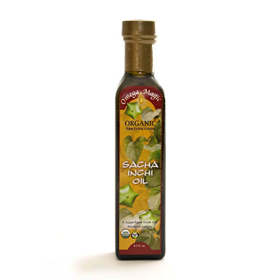 Sacha Inchi Oil, 8.5 oz, Amazon Therapeutics