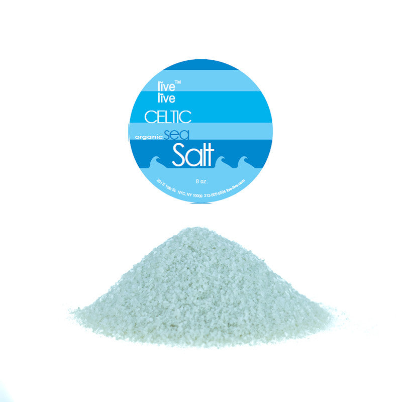 Celtic Sea Salt, 8oz