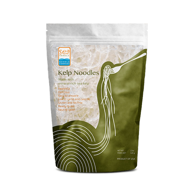 Kelp Noodles, 12oz, Sea Tangle Noodle Company
