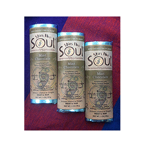 Stirs The Soul Chocolate Bars, 1oz