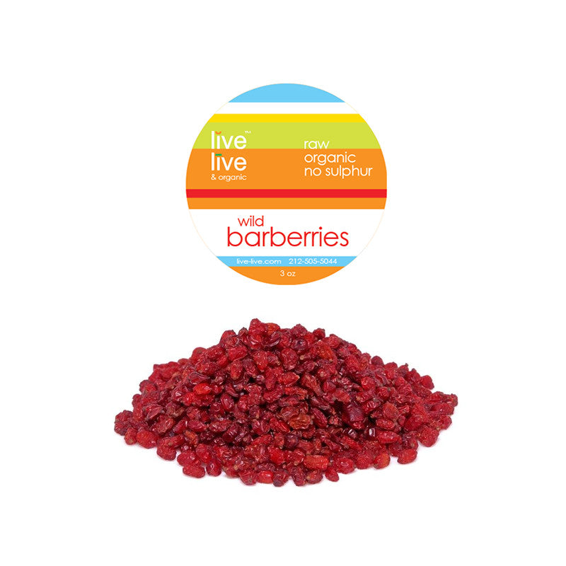Barberries, 3oz
