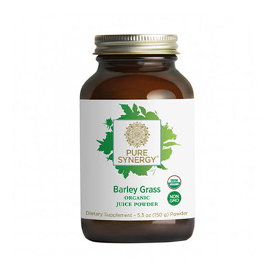 Barley Grass Juice Powder, Pure Synergy