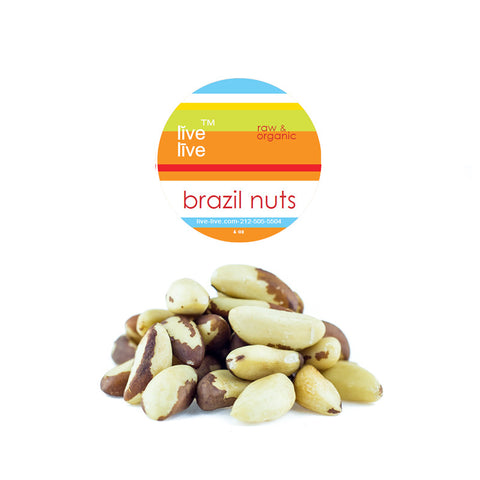Brazil Nuts, LLO, 6oz