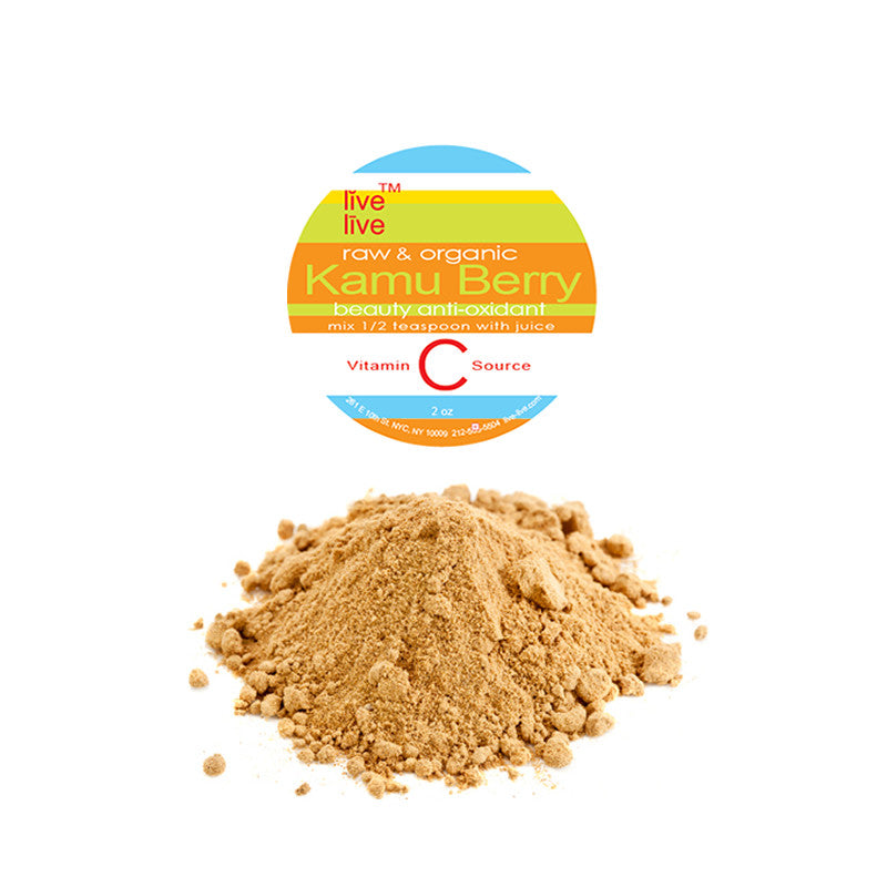 Camu Berry, Powder