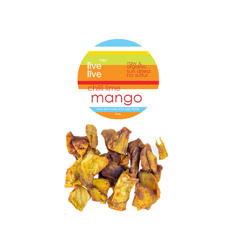 Mango, Chilli Lime