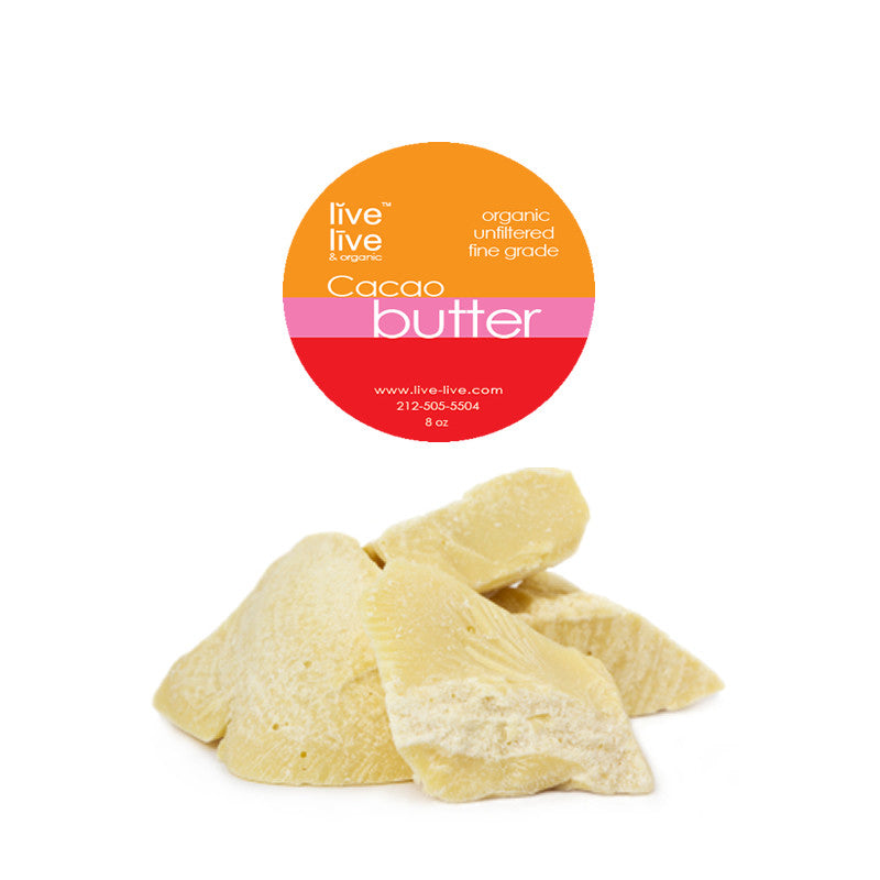 Cacao Butter, 8oz