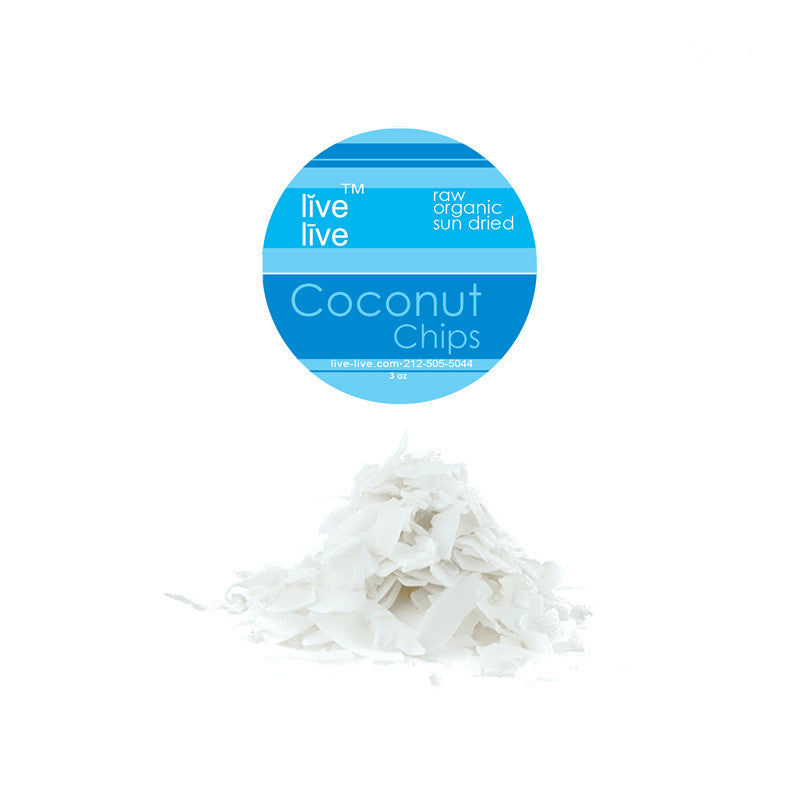 Coconut Chips, 3oz