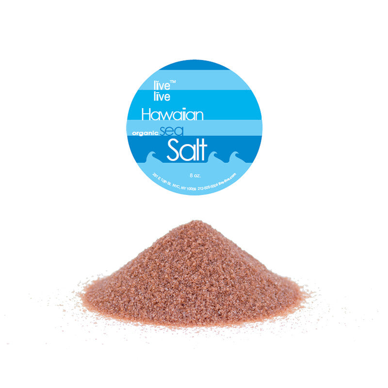 Hawaiian Red Salt, 8oz