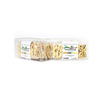 Rawmantic Vegan White Energy Bar