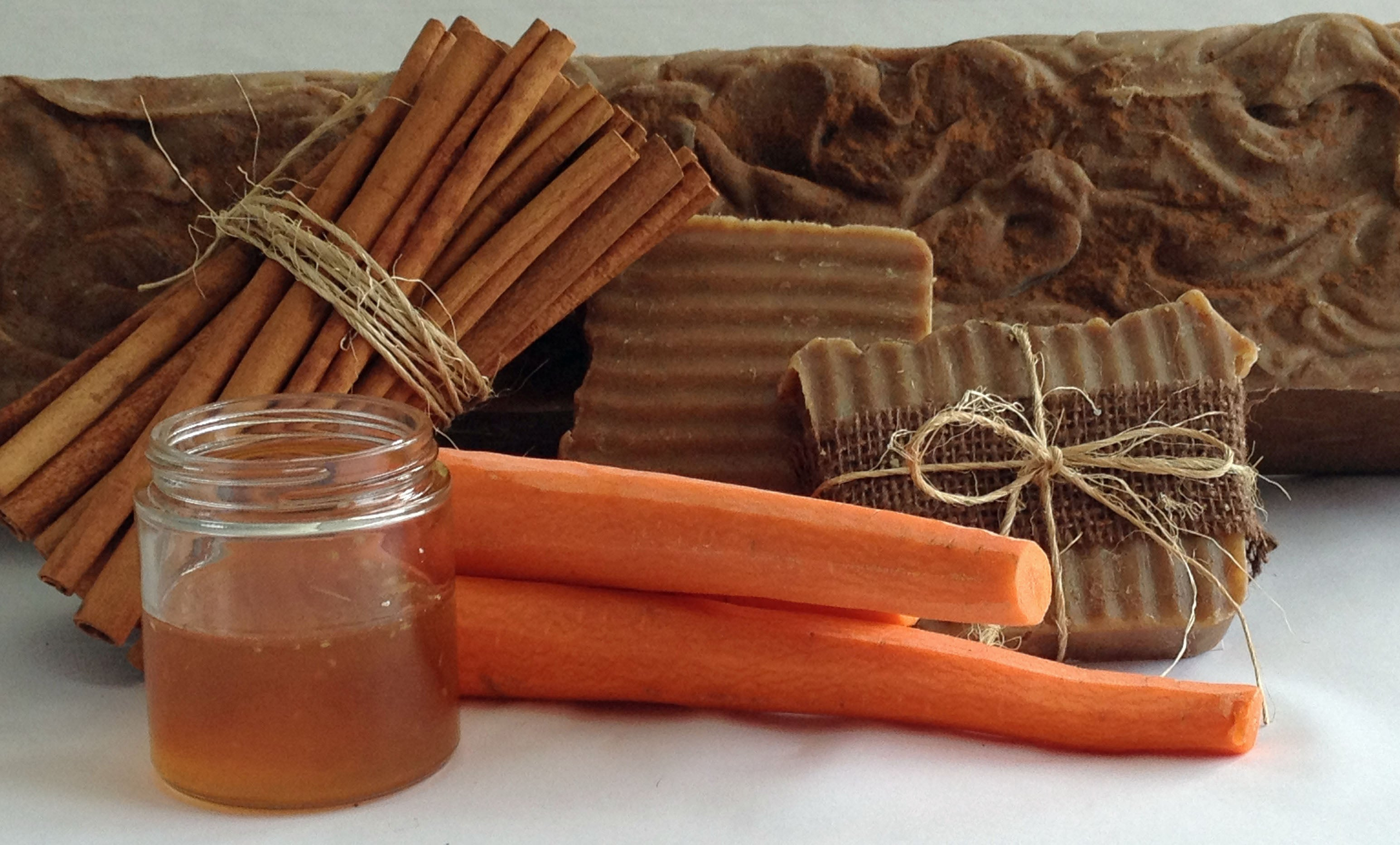 honey cinnamon carrot