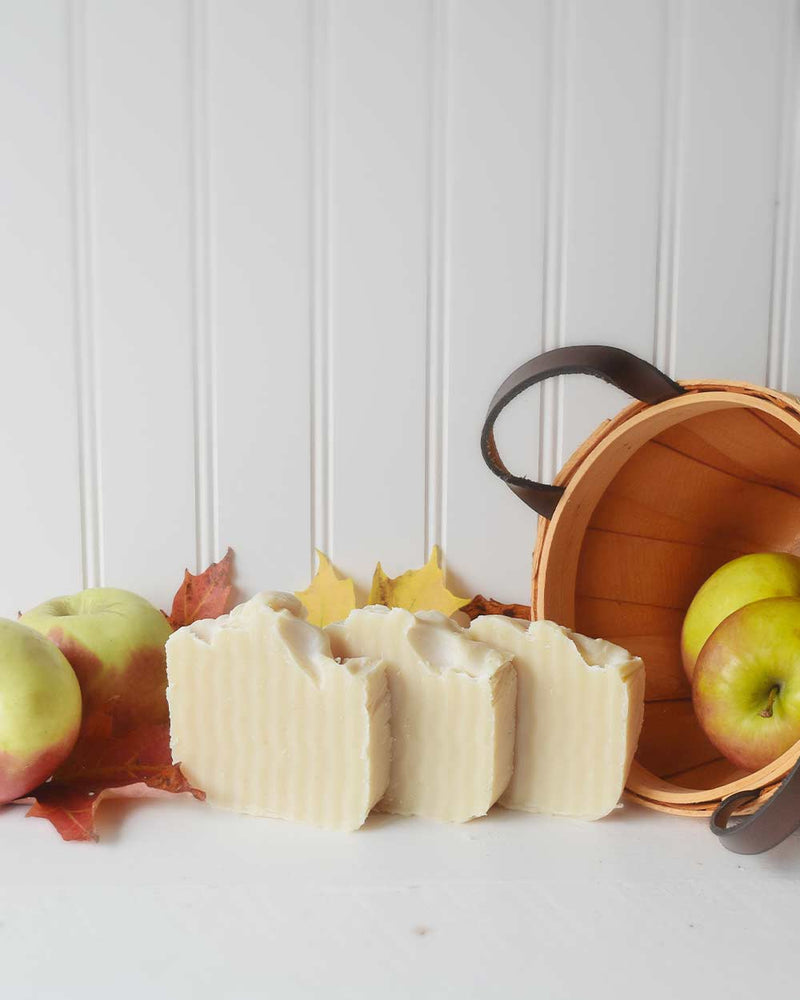 Fresh Apple Cider Soap