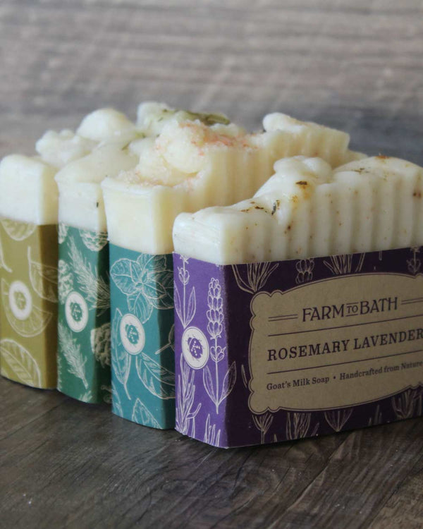 Seasonal Monthly Soap Subscription