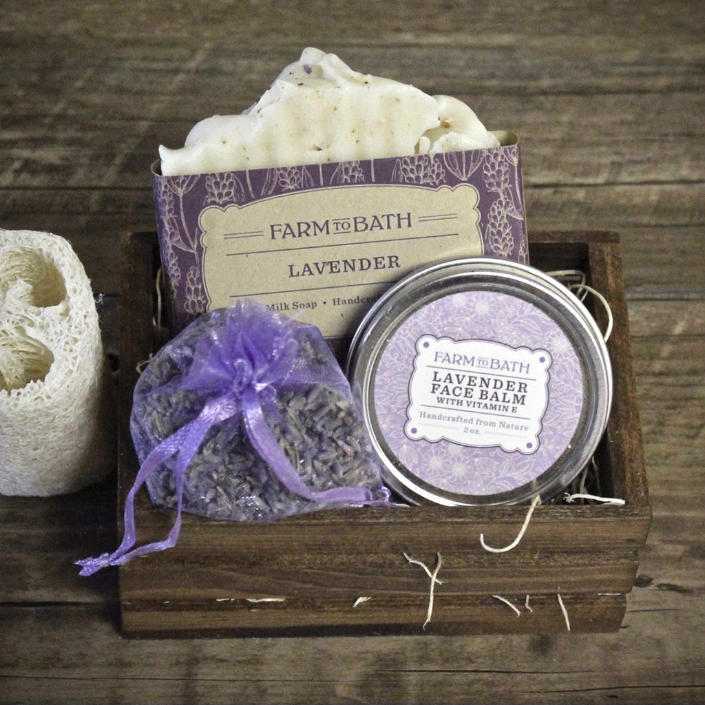 Lavender Lover's Face Package # 1