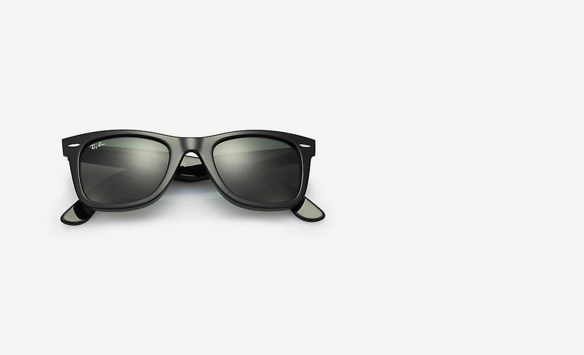 Ray Ban 47mm Wayfarer (small sunglasses)