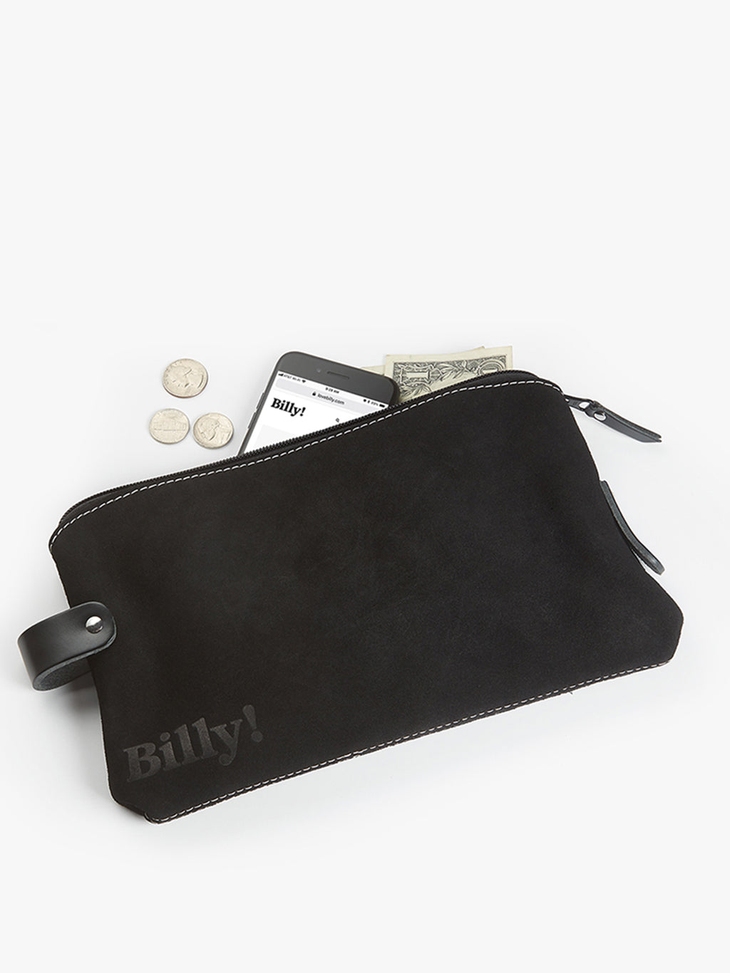 Suede Pouch (archived)