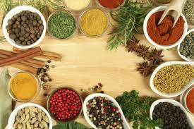 Seasonings, Herbs & Spices