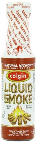 Colgin All Natural Hickory Liquid Smoke - 4 oz